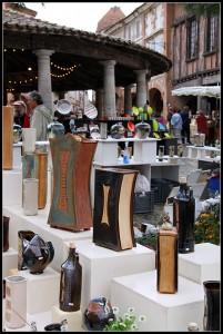 Place de la Halle in Marché de Potiers